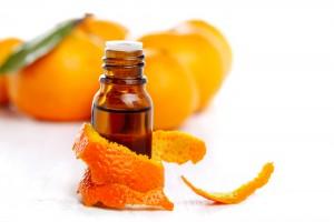 shutterstock_orange peel around bottle